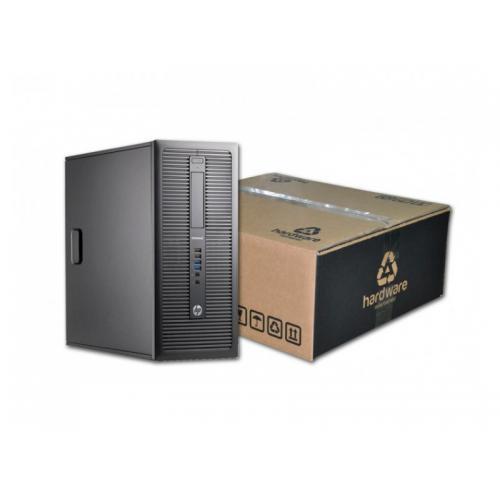 HP ProDesk 600 G1 i5 Torre Intel Core i5 4690T 2.5 GHz. · 16 Gb. DDR3 RAM · 240 Gb. SSD · 500 Gb. SATA · Windows 10 Pro