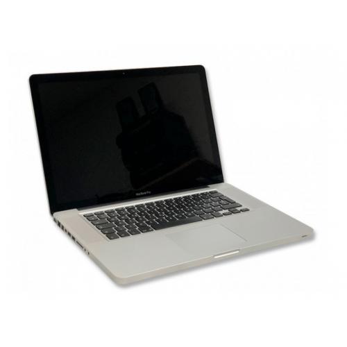 Apple MacBook Pro 8,2 Intel Core i7 2675QM 2.2 GHz. · 8 Gb. SO-DDR3 RAM · 500 Gb. SATA · DVD-RW · Mac OSX Mountain Lion · Led 15