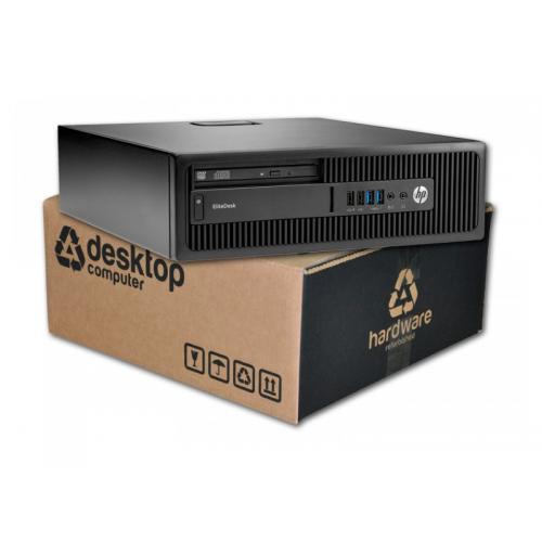 HP EliteDesk 800 G2 Intel Core i7 6700 3.4 GHz. · 8 Gb. DDR4 RAM · 1 puerto USB no funciona.