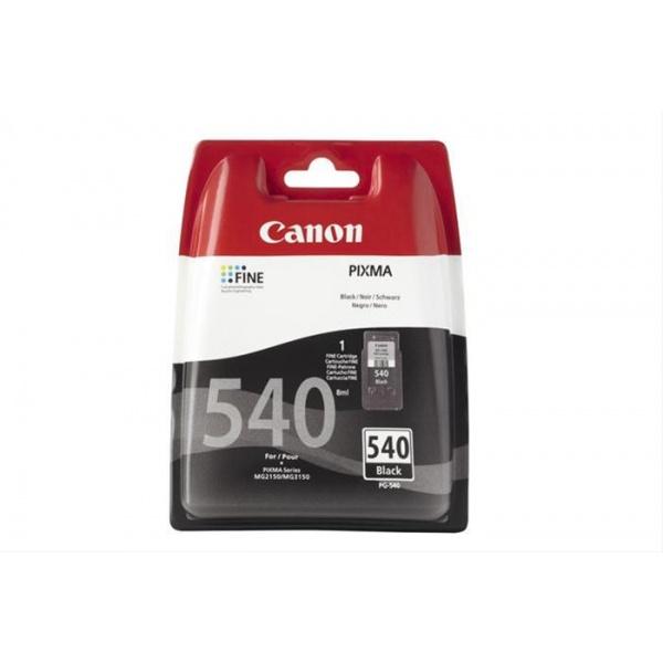 CARTUCHO NEGRO CANON PG-540