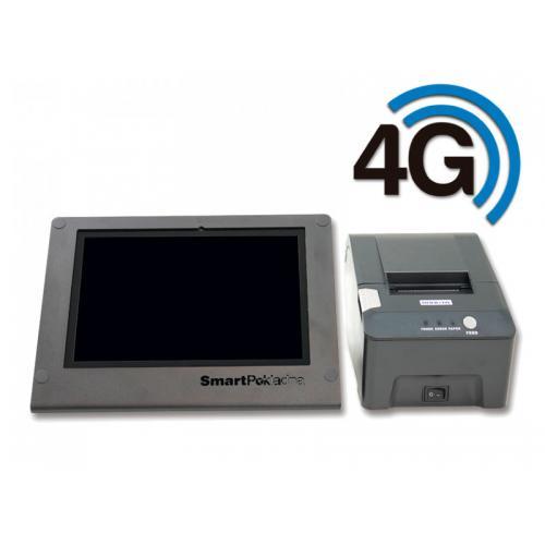 TABLET LTE 10XL + RP58-U Intel Atom A53 1.09 GHz. · 1 Gb. SO-DDR3 RAM · 4 Gb. FLASH · Android · Táctil 10 '' HD 16:9 · Resoluc