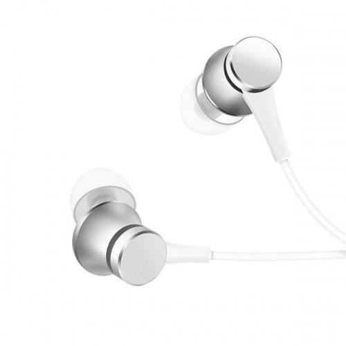 AURICULARES XIAOMI MI IN-EAR HEADPHONES BASIC SILVER