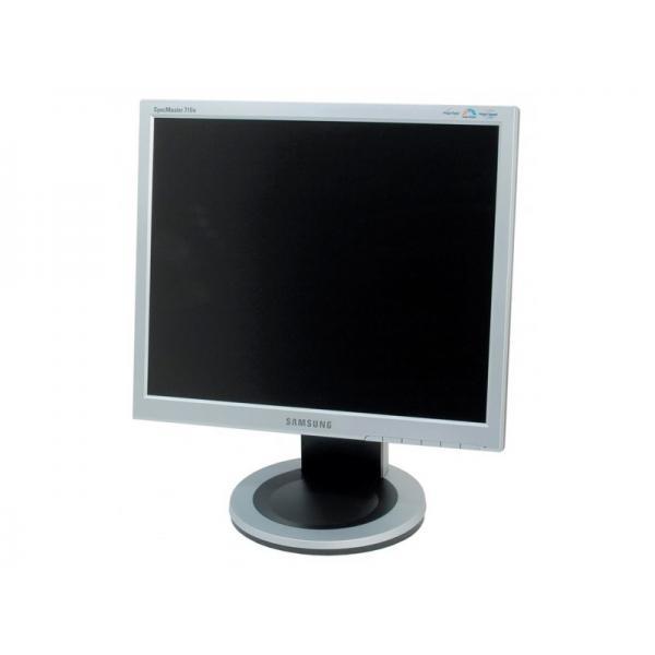 Samsung 710N TFT 17 '' HD 4:3 · Resolución 1280x1024 · Pequeñas manchas en pantalla (Ver en ''+ Fotos''). - Imagen 1