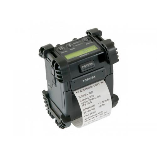 Toshiba B-EP2DL-GH20-QM-R Térmica · Corte manual · Velocidad de impresión 4 mm/s · Caracteres por pulgada 203 · USB · Carcasa co