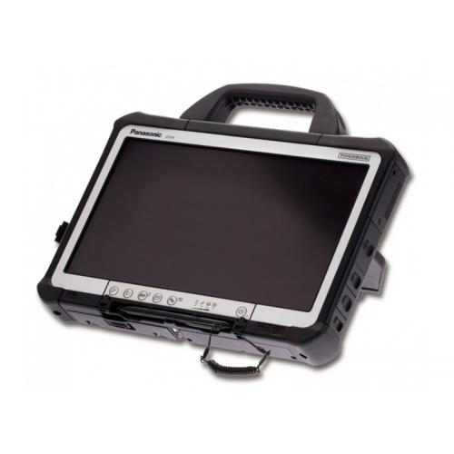 Panasonic Toughbook Cf-D1 Intel Core i5 6300U 2.4 GHz. · 8 Gb. SO-DDR3 RAM · 500 Gb. SATA · Windows 10 Pro · Táctil 13.3 '' HD