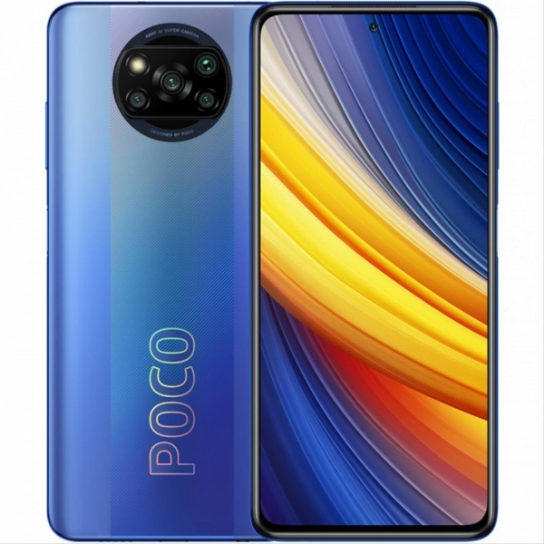 SMARTPHONE XIAOMI POCO X3 PRO 4G 6GB 128GB BLUE