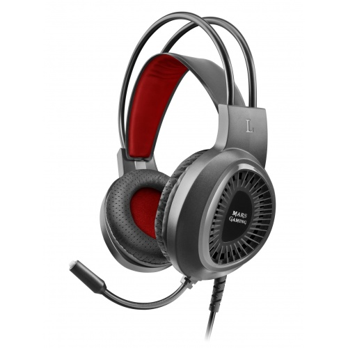 MARS GAMING MH120 HEADSET+MICROPHONE, SUPERBASS